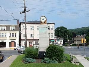 Mount Penn, Pennsylvania - Image: Howard Blvd, Mount Penn, Berks Co PA 01