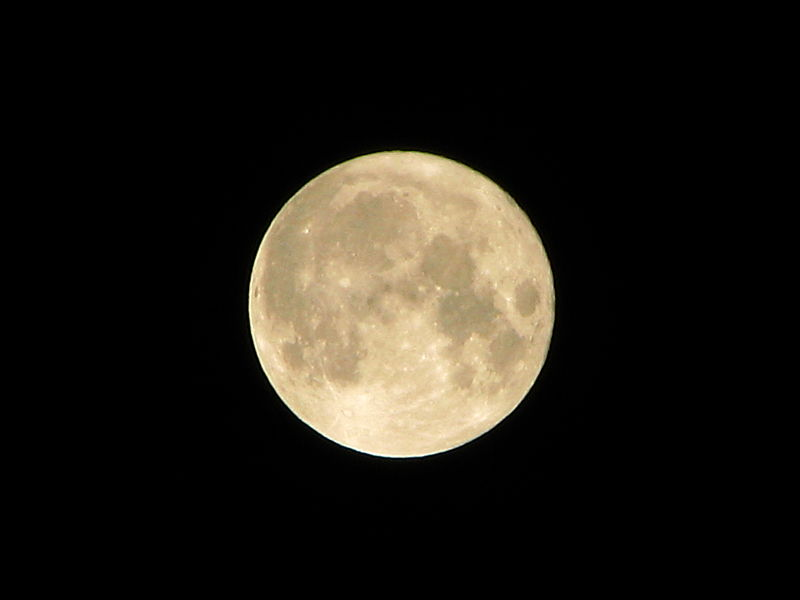 Rituales de luna nueva y luna llena