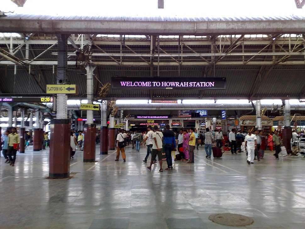Howrah Junction - Welcome