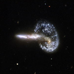 Interacting Galaxy
