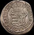 Hun II Rakoczi Ferenc Poltura 1704 NB Huszar 1528 obverse.jpg