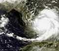 Hurricane Katrina off southern Florida ESA224556.tiff