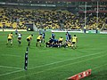 Hurricanes vs Blues 2011 (5698742524).jpg