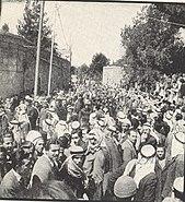 Husseini funeral