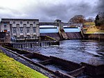 Pitlochry Hydroelectric Power Station