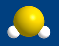 Hydrogen sulfide - Space filling model.png