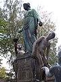 Hygieia-Brunnen Karlsruhe Hygieia (Skulpturen Mitte).JPG