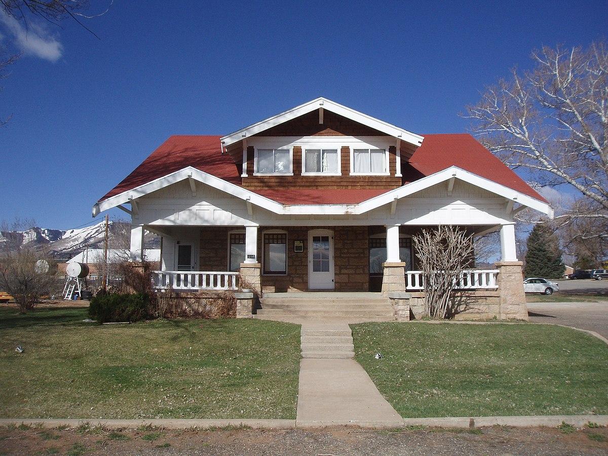Hyland hotel monticello utah wikipedia for Utah home design architects