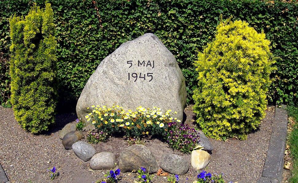 IIww - 5 maj 1945