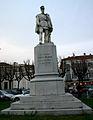 IMG 7060 - Pinerolo - Monumento gen. Filippo Brignone - Foto Giovanni Dall'Orto 17-Mar-2007.jpg