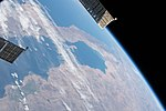 ISS-55 Baja California and the northwestern coast of Mexico.jpg