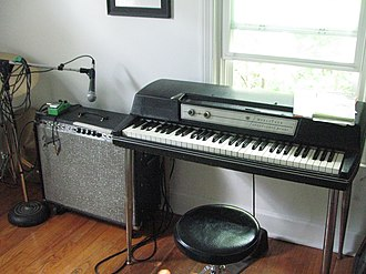 Wurlitzer electric piano - model 200A