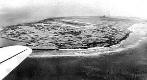 Ie Shima Airfield - Image: Ieshima 1945
