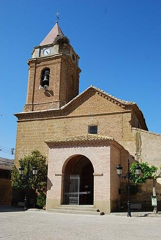 Quicena - Church of Asunción
