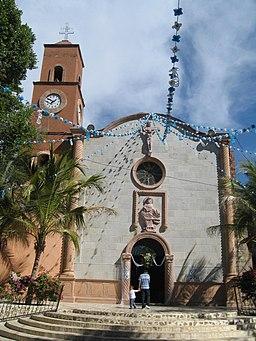 Iglesia de San Lucas Michoacán