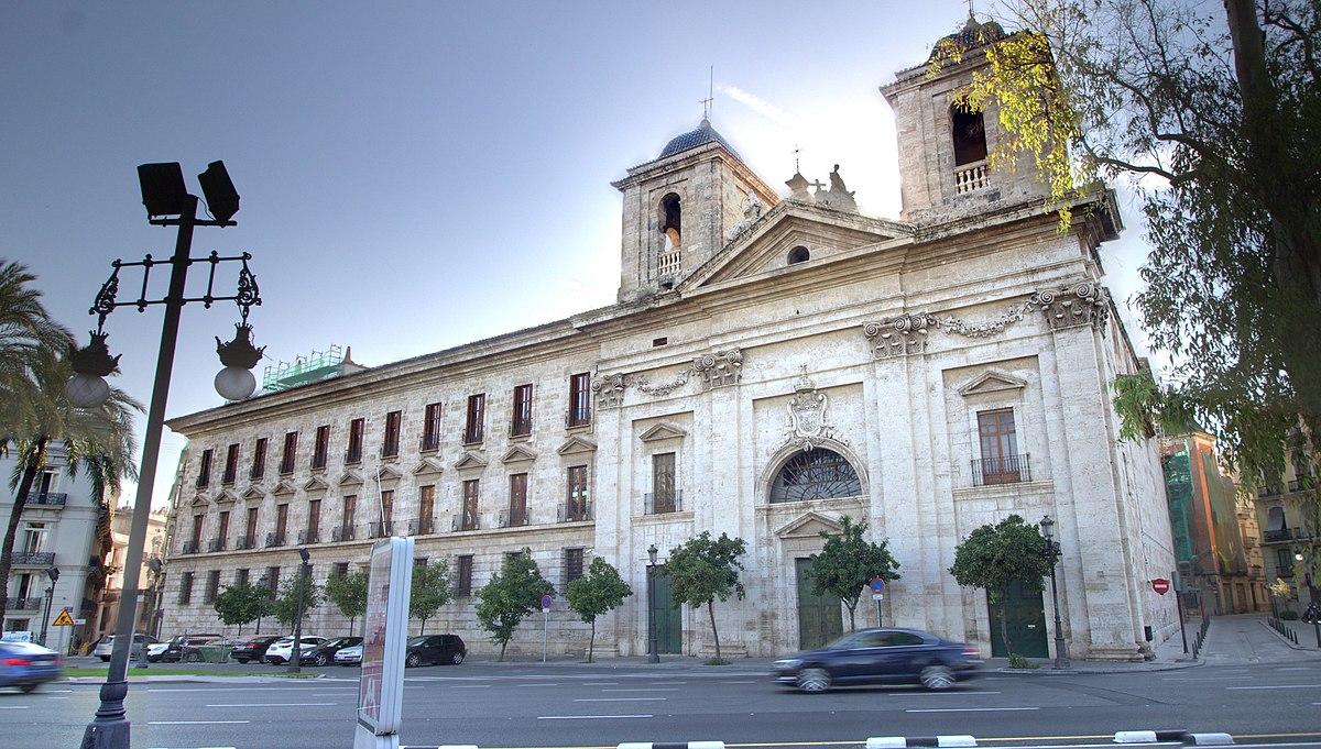 Iglesia y palacio del Temple (Valencia) - Wikipedia, la