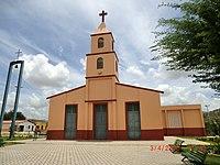 Igreja-Matriz - Paróquia São Luiz de Gonzaga (Festa, 21 de junho) - panoramio.jpg
