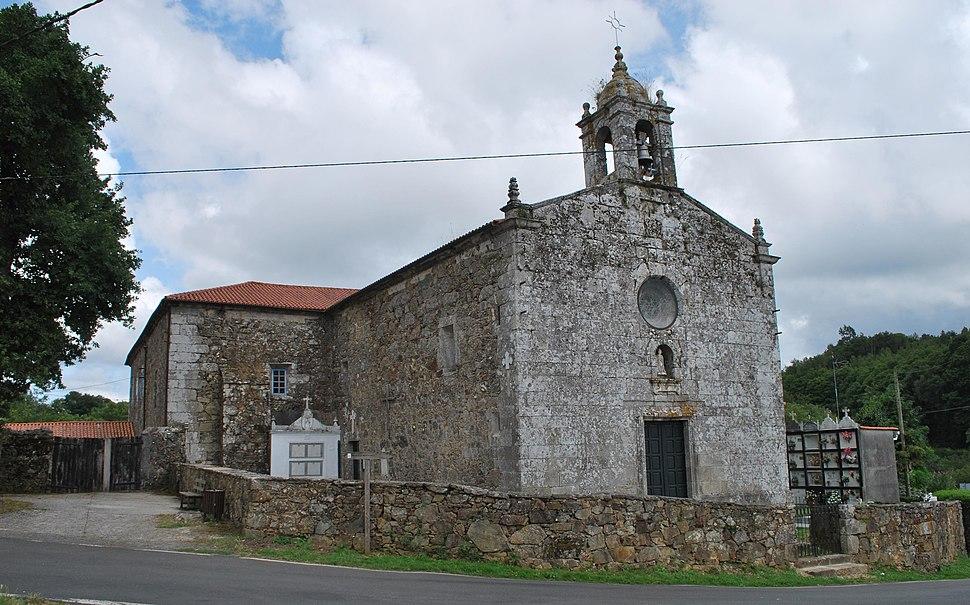 Igrexa da Laxe Vilasantar