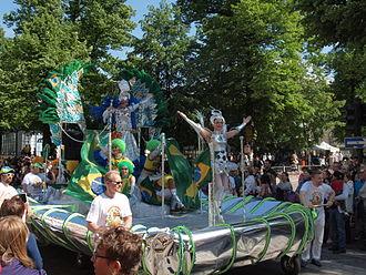 Helsinki Samba Carnaval - 2014 carnival