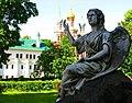 In God we trust ^ Новодевичий монастырь. Moscow, Russia. - panoramio - Oleg Yu.Novikov (1).jpg