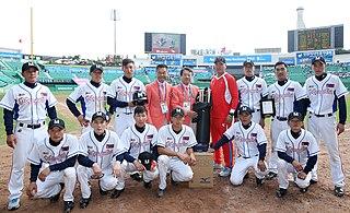 Mongolia national baseball team