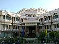 Inde Rajasthan Bikaner Hotel Raj Vilas Palace Entree - panoramio.jpg