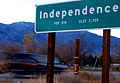 Independence Town Sign.jpg