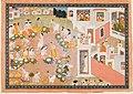India, Kangra - A Feast for the Gods - 2018.121 - Cleveland Museum of Art.jpg