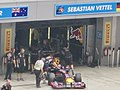 Indian Grand Prix 2013, Noida F1.jpg