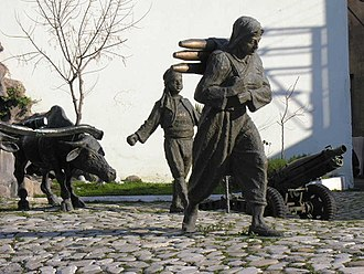 Women in warfare and the military (1900–45) - Şerife Bacı