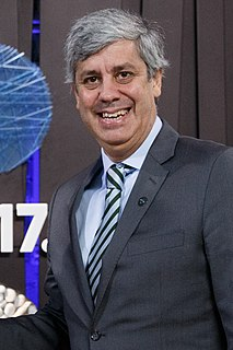 Mário Centeno Portuguese economist and politician