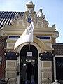 Ingang van Frans Loenenhofje 19835 Haarlem.jpg