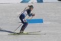 Ingela Andersson at Biathlon WC 2015 Nové Město.jpg