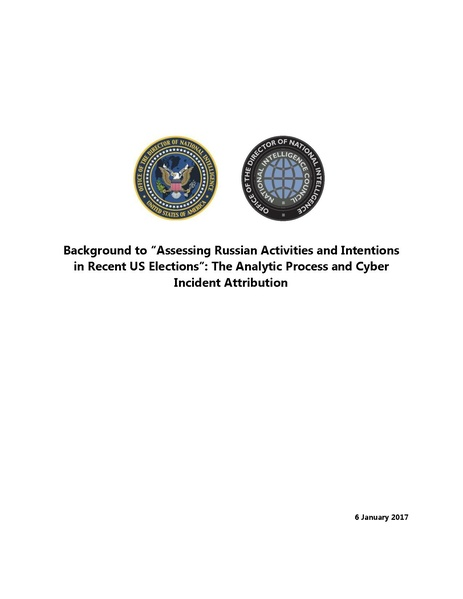 File:Intelligence Community Assessment - Assessing Russian Activities and Intentions in Recent US Elections.pdf