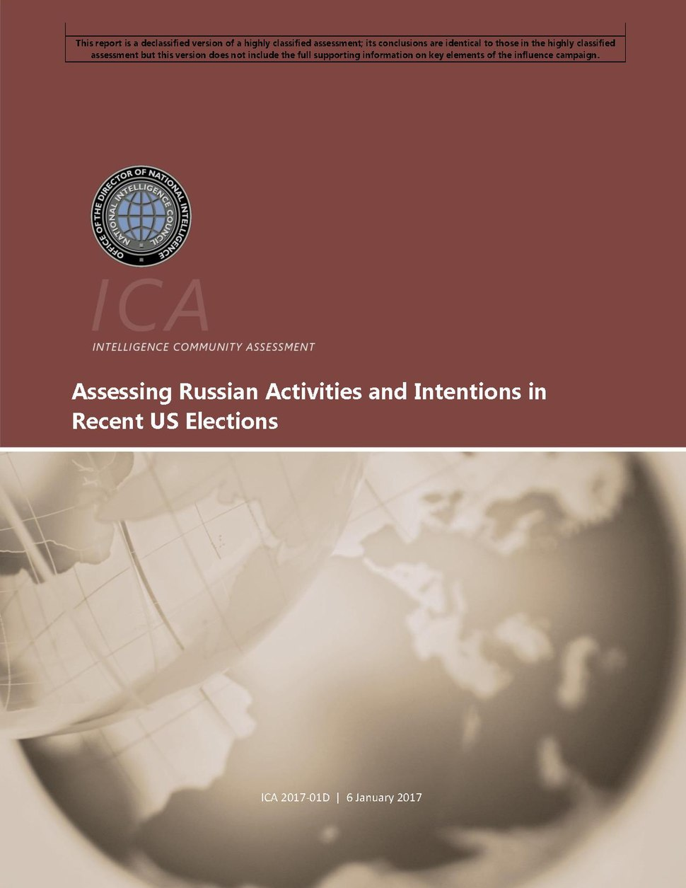 Intelligence Community Assessment - Assessing Russian Activities and Intentions in Recent US Elections.pdf&page=4