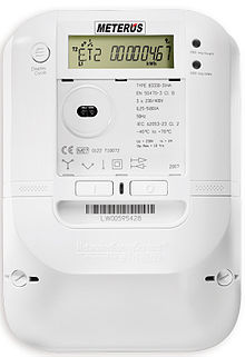 Smart Meter - Source: Wikipedia