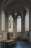 interieur, koor naar het oosten - waalwijk - 20342658 - rce