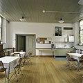 Interieur, overzicht van het interieur van het koor op de begane grond, de verenigingszaal - Beets - 20388550 - RCE.jpg