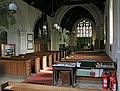 Interior of All Saint's Church, East Stratton - geograph.org.uk - 354652.jpg