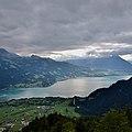 Interlaken Lake Thun view from Harder Kulm (Ank Kumar) 02.jpg