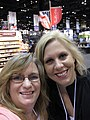 International Housewares Show Me & Michelle at the Housewares Show (6833468262).jpg