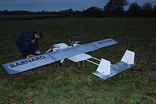 an inview uav used in various scientific and commercial applications