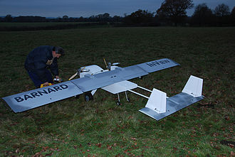 Aerial survey - The InView UAV for use in aerial survey applications.