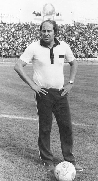 Ion Oblemenco - Oblemenco as manager of Craiova in the 1980s
