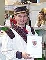Ionuț Silaghi de Oaș - Ungaria - Târgul Internațional de Turism.jpg