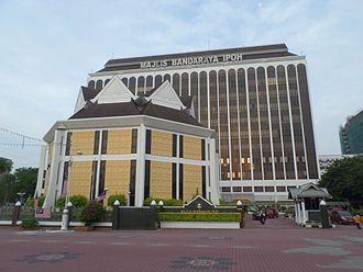 Ipoh City Council - Image: Ipoh City Council