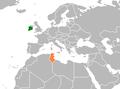 Ireland Tunisia Locator.png