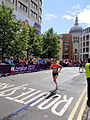 Irina Mikitenko (Germany) - London 2012 Women's Marathon.jpg