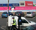 Irish Revenue Customs Canine Drug Detector Unit at Dublin Port - geograph.org.uk - 1725608.jpg