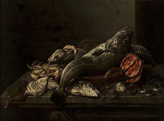 Isaac van Duynen - Natureza-morta